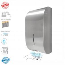 Okinox Sensor Liquid Soap Dispenser. Gel Disinfectant. Refillable. 1100ml