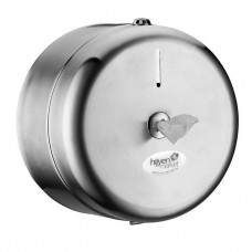 Okinox Toilet Roll Holder, Stainless Steel, Centerfeed
