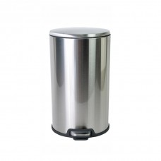 Okinox Stainless Steel Pedal Dustbin, 12 Liter