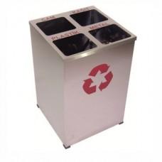 Okinox Metal Okinox Recycling Bucket Set.