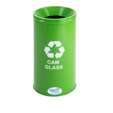 Okinox Recycling Dustbin Top Painted With Holes. 901669
