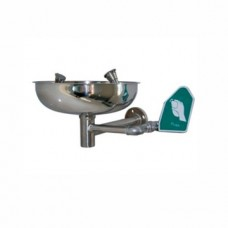 Okinox Wall Mounted Eye and Face Shower Station and Unit
