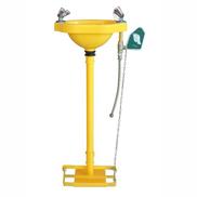 Floor Mounted Eye Shower